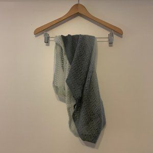 Urban Outfitters, Ombre Grey Infinity Scarf